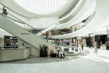 מרכזים מסחריים